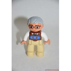 Lego Duplo szemüveges bácsi