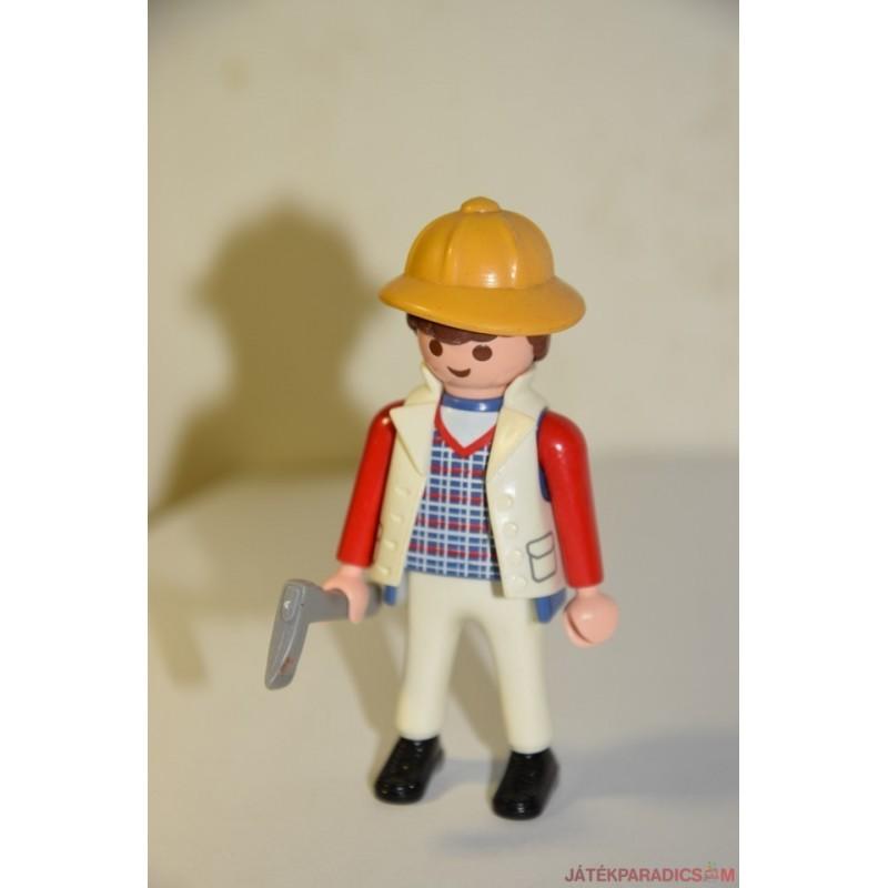 Playmobil munkás