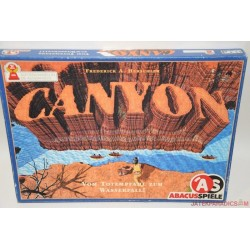Canyon társasjáték