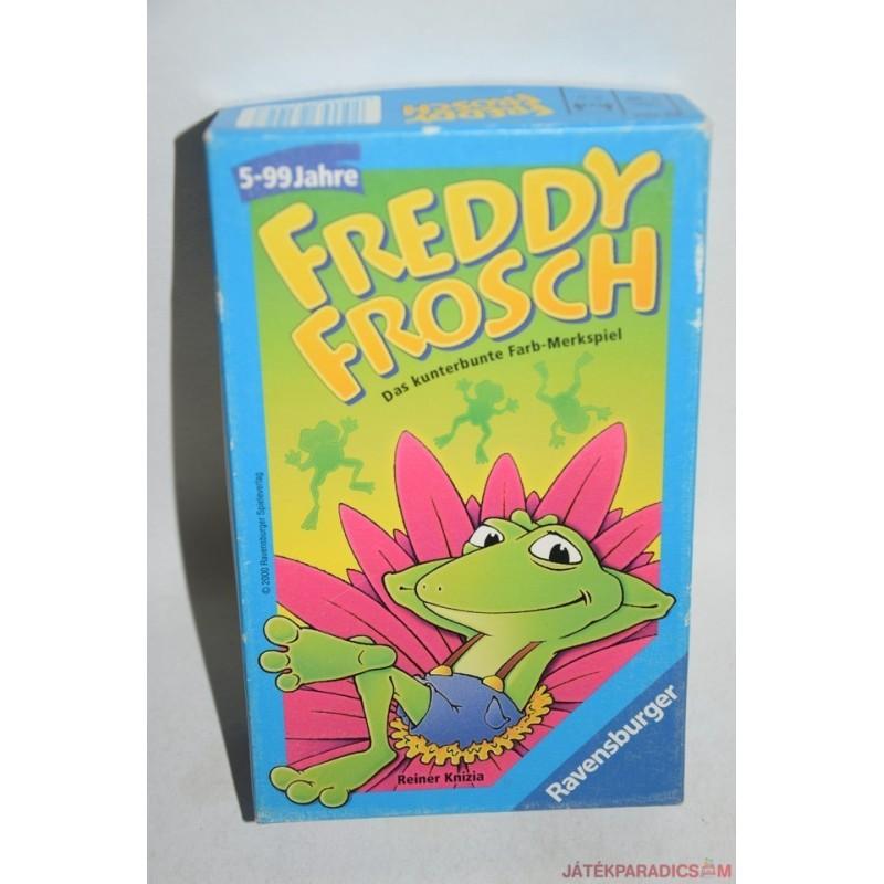 Freddy béka társasjáték
