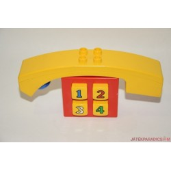 Lego Duplo piros telefon