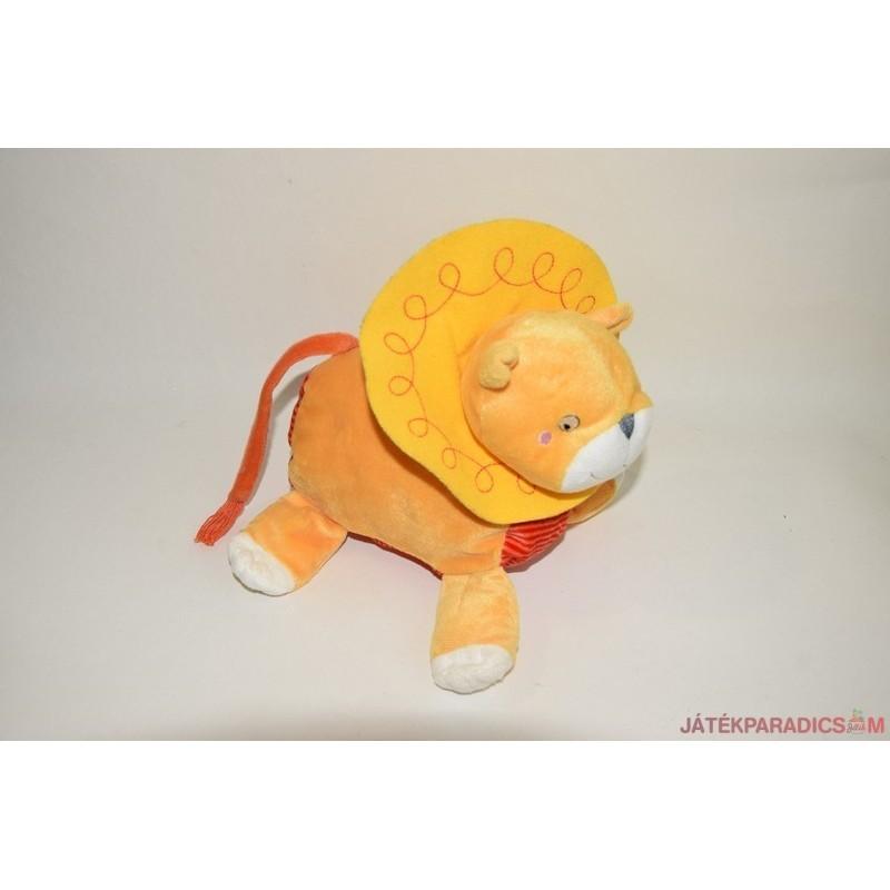 IKEA BARNSLIG LEJON puha plüss oroszlán
