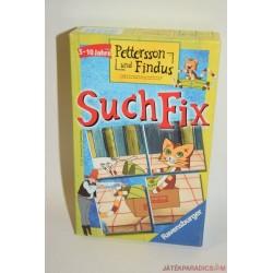 Petterson & Findus Képkereső társasjáték