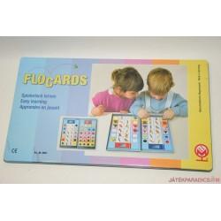 Flocards készségfejlesztő párosító játék