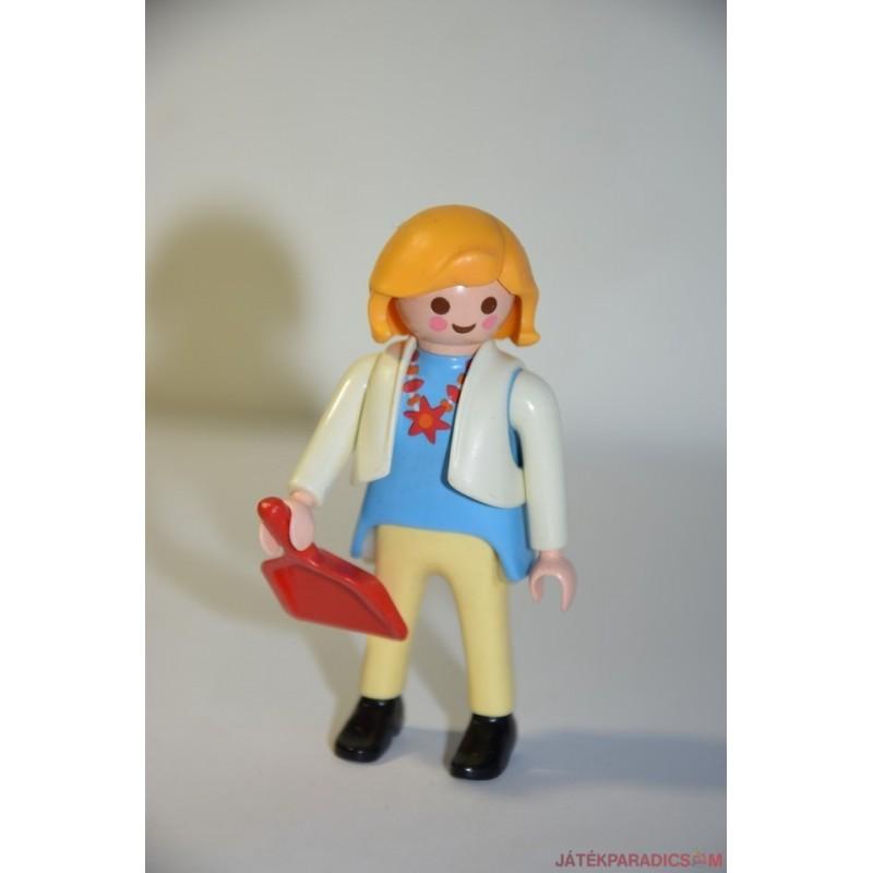 Playmobil takarítónő
