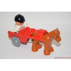 Lego Duplo fogathajtó készlet