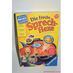 Die freche Sprech-Hexe – Pimasz duma-boszi társasjáték