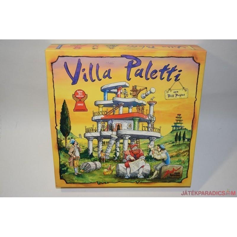 Villa Paletti társasjáték