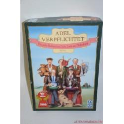 Vintage Adel, a nemesség kötelez társasjáték