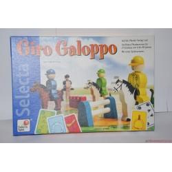 Selecta Giro Galoppo társasjáték