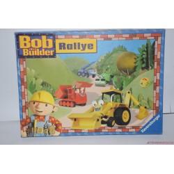 Bob The Builder Rallye lépegetős társasjáték