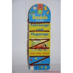 Bandolo készségfejlesztő fonalas párosító játék Set 19