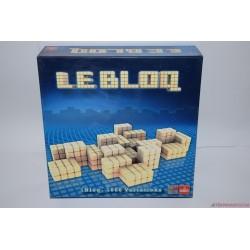 Lebloq kockaépítő taktikai társasjáték