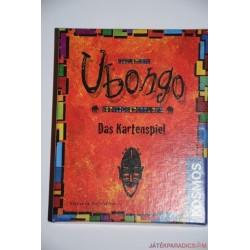 Ubongo taktikai kártya társasjáték