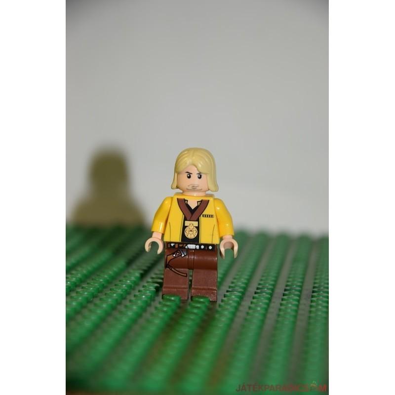 LEGO Star Wars Luke Skywalker hosszú szőke hajjal minifigura