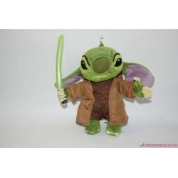 Stitch plüss mint Star Wars Yoda mester a Lilo & Stitch című meséből