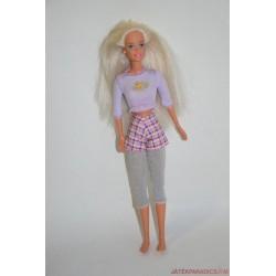 Vintage tornász Barbie baba