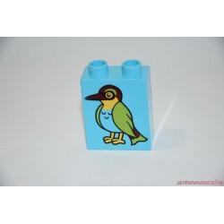 Lego Duplo madár képes elem
