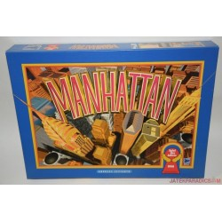 Manhattan társasjáték