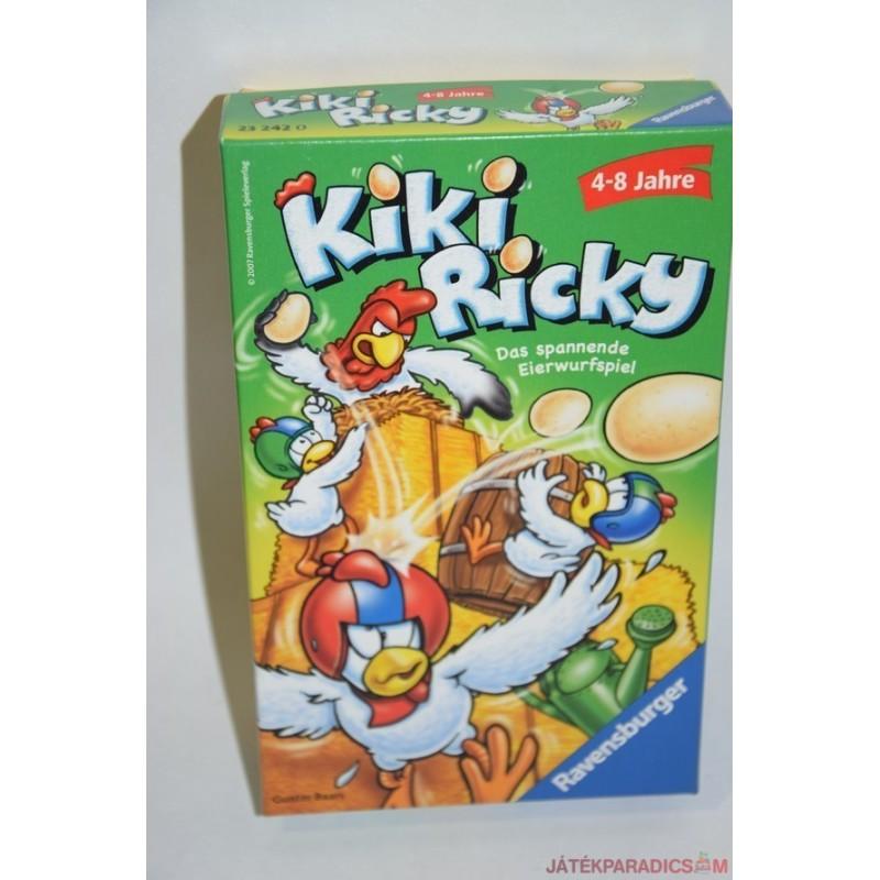 Kicky Ricky társasjáték
