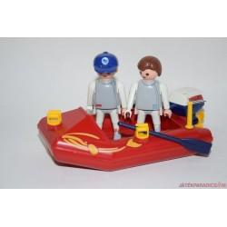 Playmobil mentőhajó mentősökkel 74