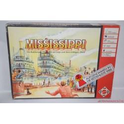 Mississippi die Raddampfler Wettfahrt társasjáték