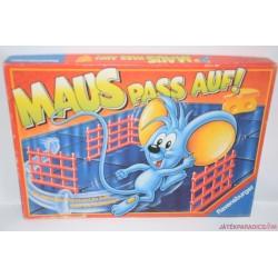 Maus, pass auf! Vigyázz, egerek! társasjáték