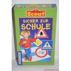 Sicher zur Schule – Biztonságban iskolába menet társasjáték