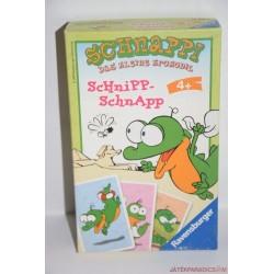 Krokodilos Schnipp Schnapp társasjáték