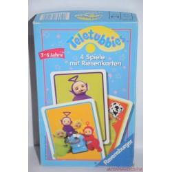 Teletubbies Teletabi kártyajáték
