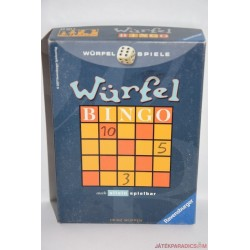 Würfel Bingo Kocka Bingo társasjáték