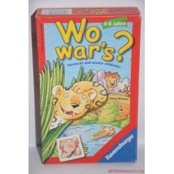 Wo war's? – Hol volt? társasjáték