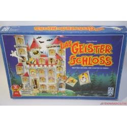 Geisterschloss Kísértetkastély társasjáték