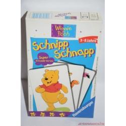 Disney Schnipp Schnapp Micimackó Snipp Snapp társasjáték