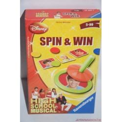 High School Musical Spin & Win társasjáték