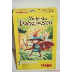 HABA 5874 Verhexte Faberwesen társasjáték