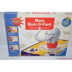 Mein Quiz-O-Fant párosító Kérdezz- felelek társasjáték