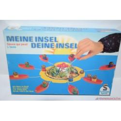 Vintage Meine Insel deine Insel társasjáték