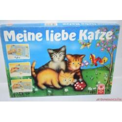 Meiner liebe Katze társasjáték