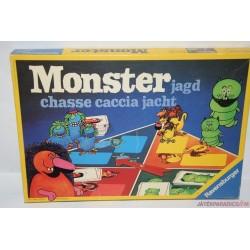 Monster Jagd társasjáték