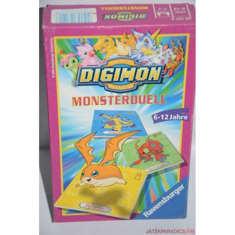 Digimon memoria társasjáték