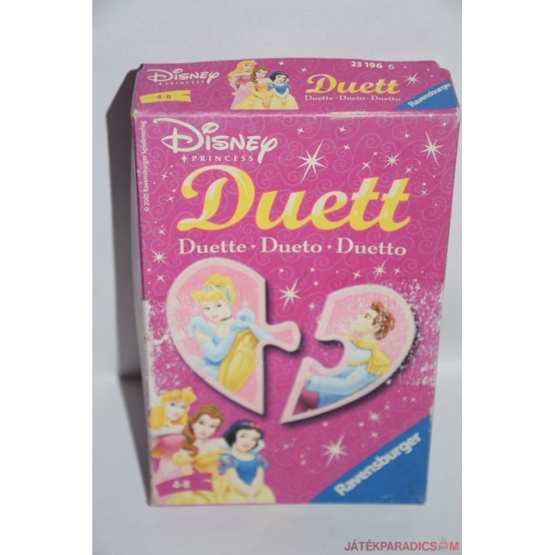 Disney Duett társasjáték