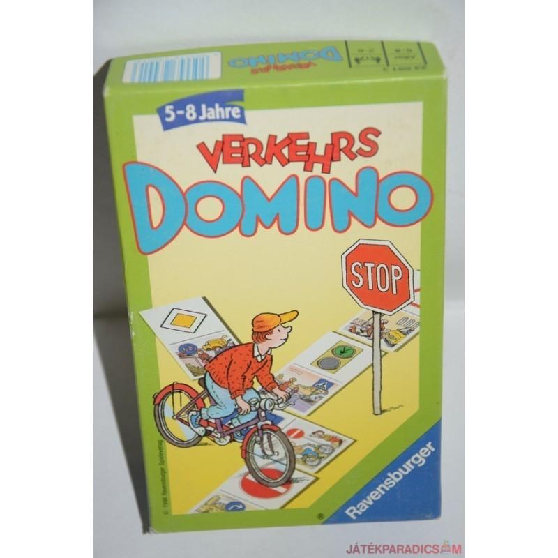 Vehrkers-Domino Közlekedési domino kártyajáték társasjáték