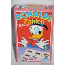 Donald Zahlen Donald kacsás számolós társasjáték