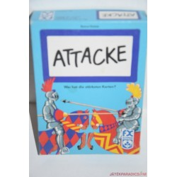 Attacke kártyajáték társasjáték