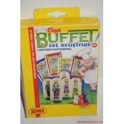 Das Buffet ist eröffnet? társasjáték