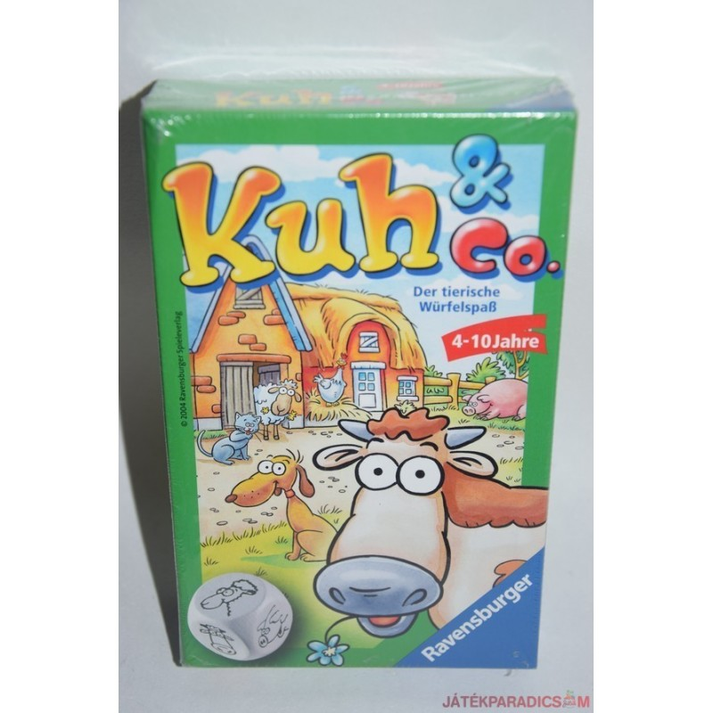 Kuh&Co. – Tehén és Tsa. társasjáték