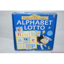 Alphabet lotto, Lottó társasjáték