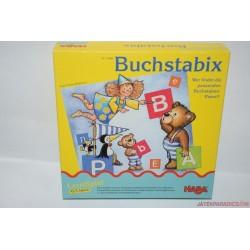 Haba 300143 Buchstabix Betűző társasjáték