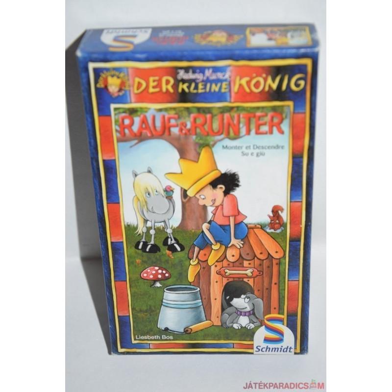 Rauf und Runter , Fel és Le társasjáték